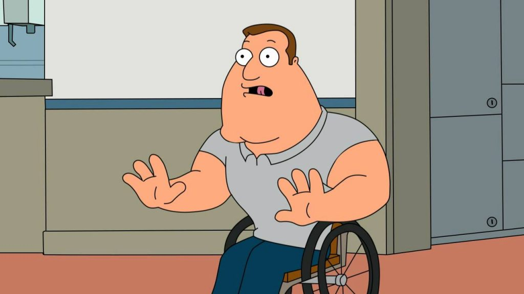 Joe Swanson Family Guy