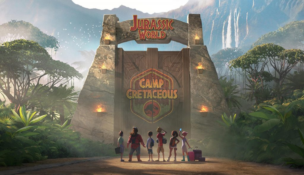 Jurassic World Camp