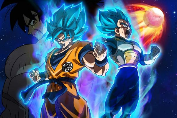 Dragon Ball Super Broly