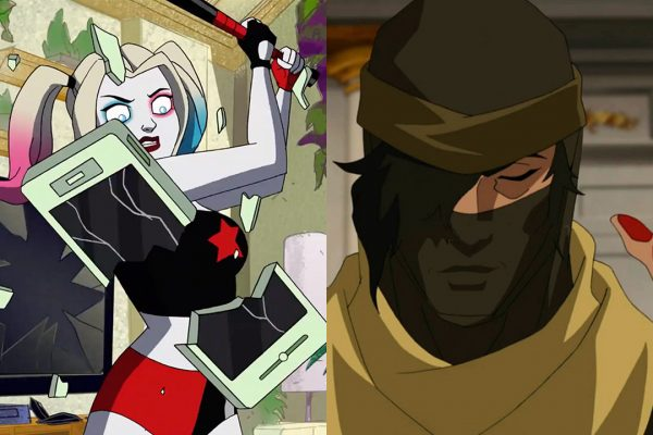 harley quinn young justice
