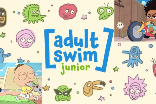 adult swim junior