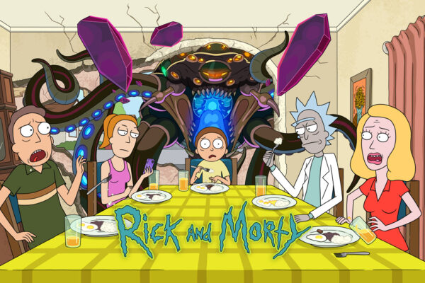 hbo go rick és morty